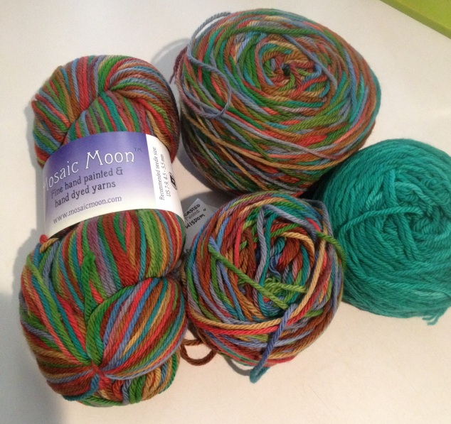 Mosaic Moon Superwash Worsted
